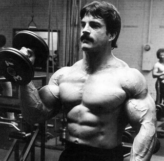 Mike Mentzer Bodybuilder