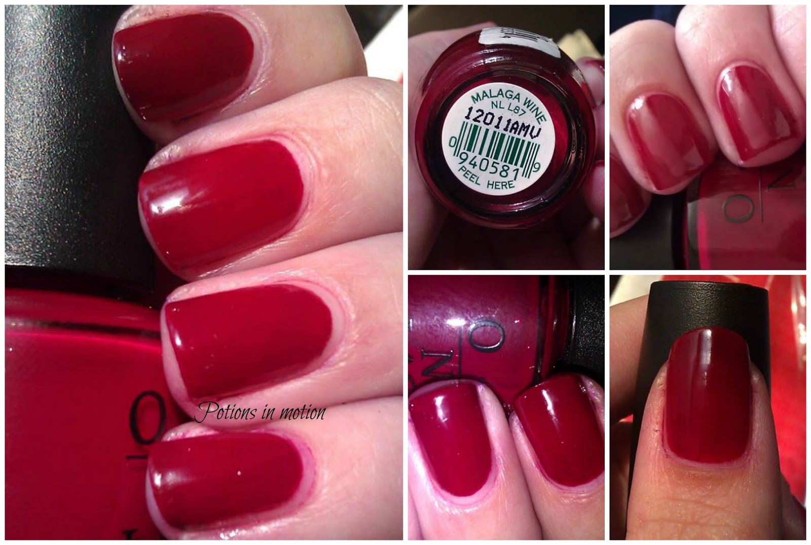 Potions in motion nail blog: Trying something out of my comfort zone ...