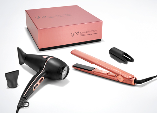 GHD V Rose Gold Deluxe