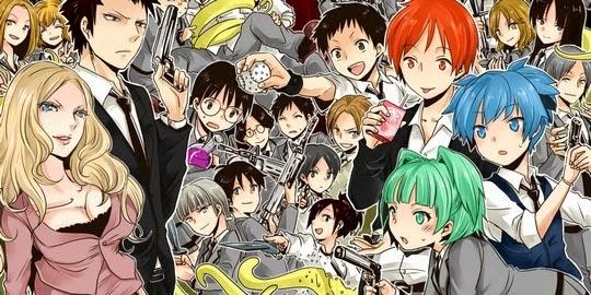 Actu Manga, Assassination Classroom, Critique Manga, Kana, Manga, Shonen, Shonen Manga,