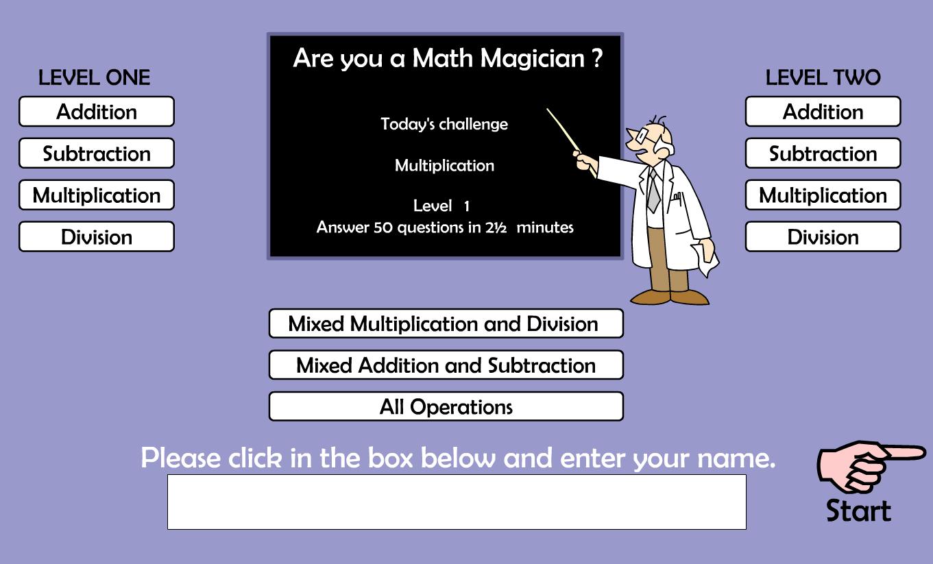 practice math problems