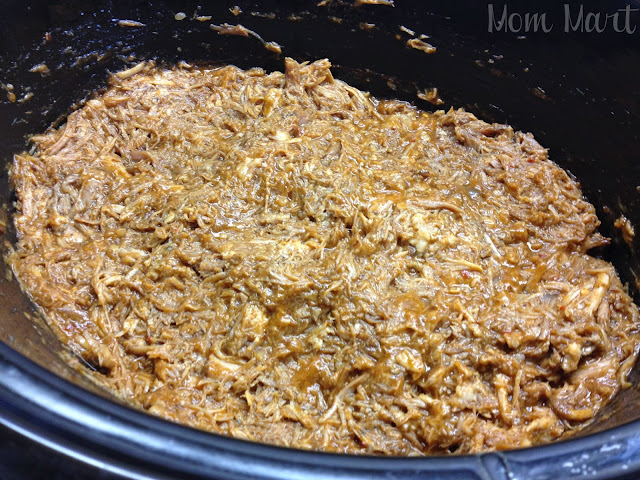 Pulled Pork Crockpot Recipe with Broccoli Slaw: Crockpot Meal & Broccoli Coleslaw recipe