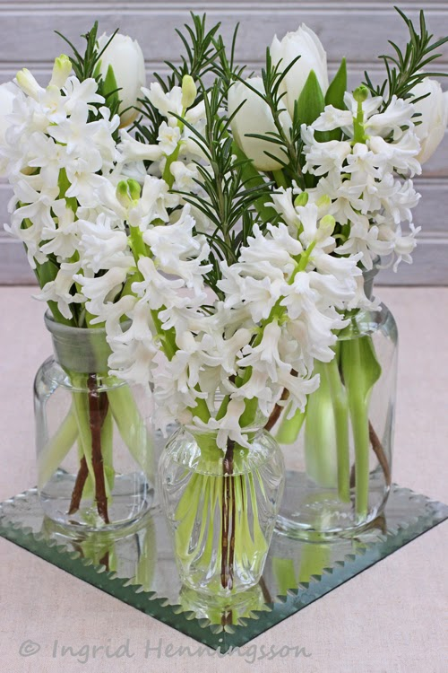 Of Spring And Summer Flowers By Ingrid Titti White Flowers