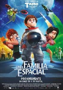 Una familia espacial (2016) Online