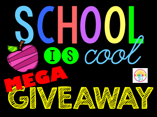 http://teachingfirst-abc.blogspot.com/2014/07/school-is-cool-mega-giveaway.html