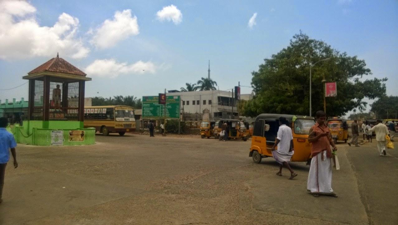 Rameswaram Town