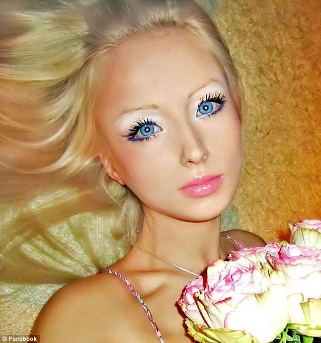 Human Barbie Doll Valeria Lukyanova