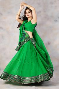 Latest Chaniya Choli For Navaratri Festival