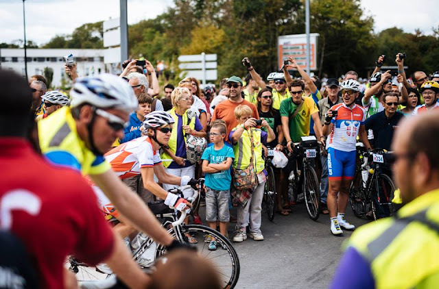 Biciklistički ultramaraton Brevet - start