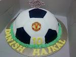My 3D Fondant Cake