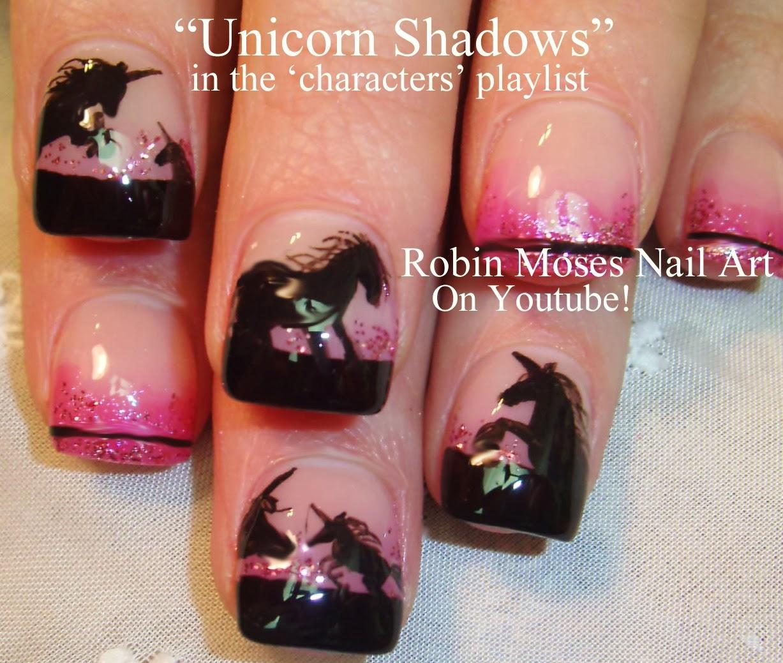 Robin moses nail art unicorn nail art silhouette nails nail unicorn nail art silhouette nails nail art nails how to cute unicorn nails unicorn nail art cute shadows silhouette design tutorial how to diy prinsesfo Gallery