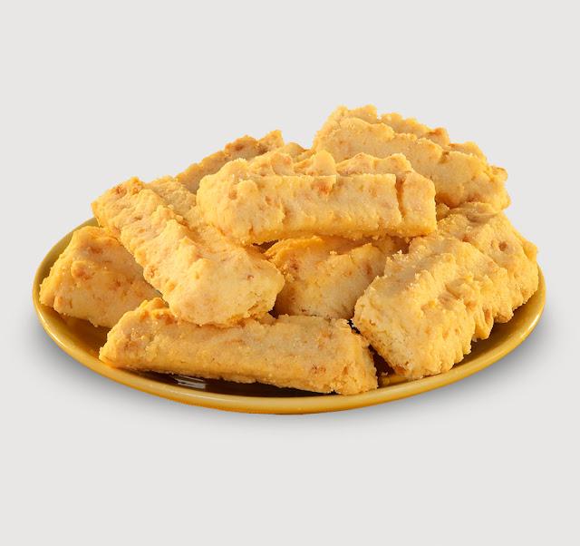 Bacon Asiago Cheese Straws Recipe