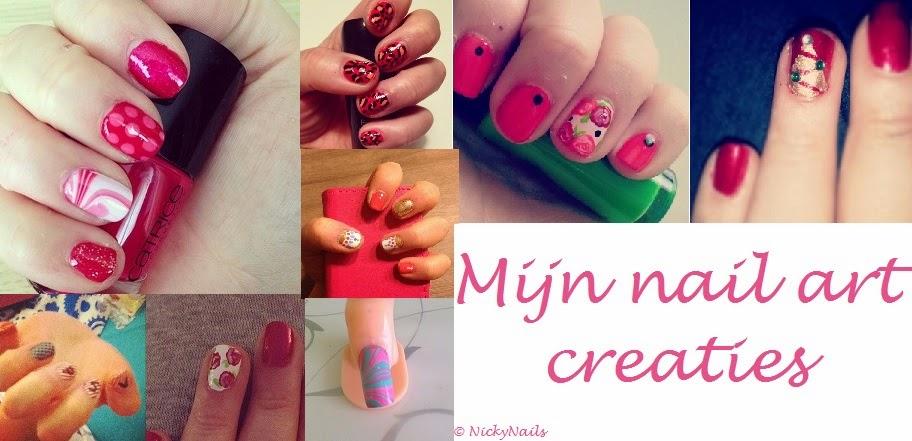 Mijn Nail Art Creaties Nickynails