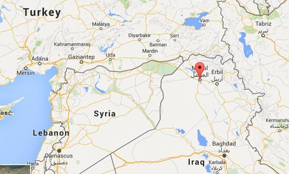 Protesty Rządu Irackiego przeciwko obecności wojsk tureckich pod Mosulem