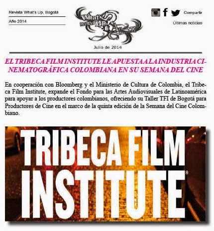 Taller-TRIBECA-FILM-INSTITUTE-productores-directores-colombianos