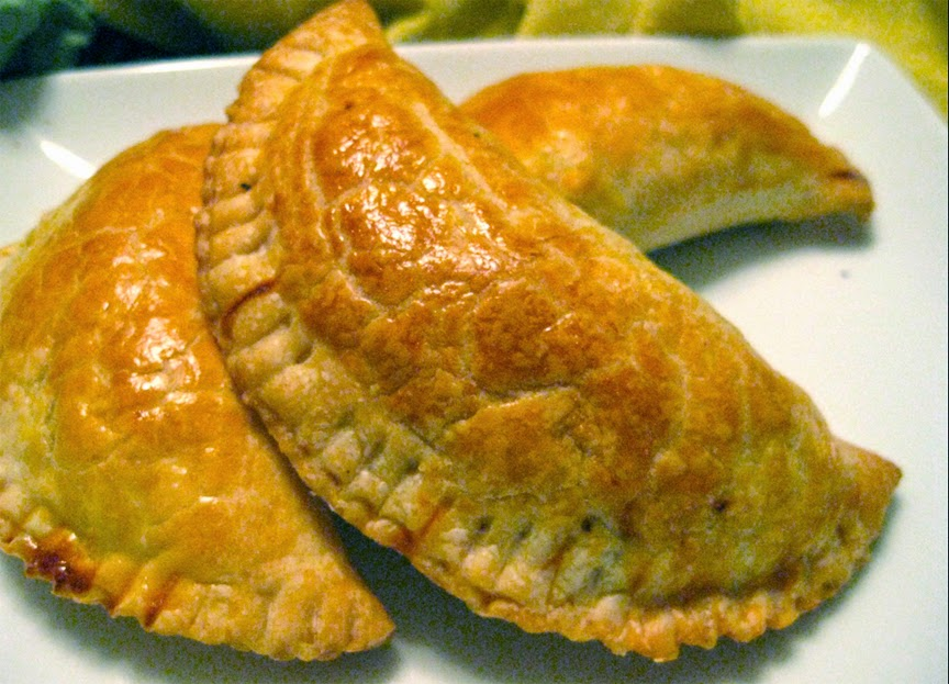 Beef Curry Empanada Recipe