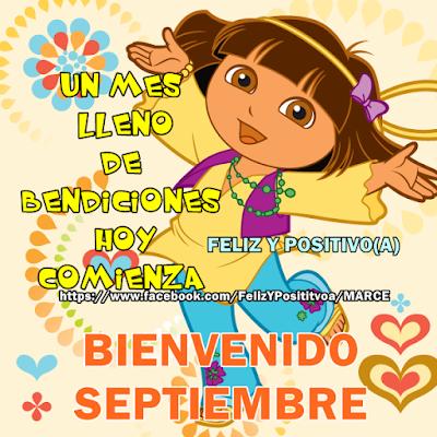 Bienvenido Septiembre | Imagenes Septiembre