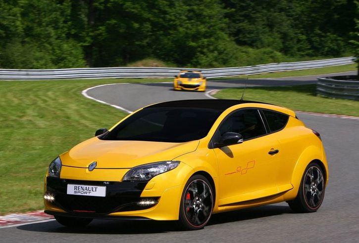 2011 Renault Sport Megane Trophy
