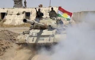 Μακελειό! Οι Κούρδοι σφάζουν τους τζιχαντιστές στη Σιντζάρ