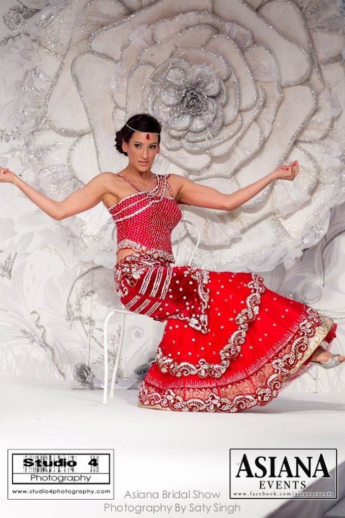 Khushboos by Chand at the 2012 Asiana Bridal Show London