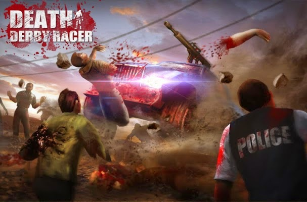 Death Derby Racer: Zombie Race Gameplay IOS / Android