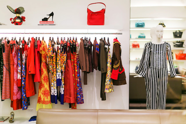 Marc Jacobs SoHo boutique - Cool Chic Style Fashion