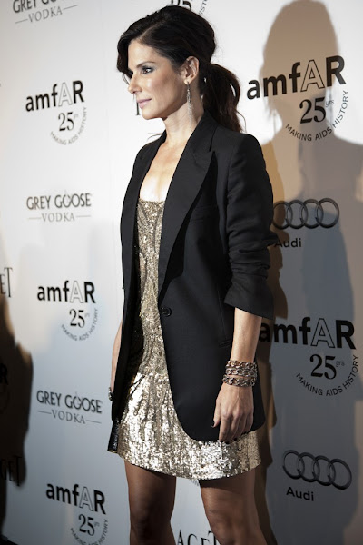 Sandra Bullock in Stella McCartney