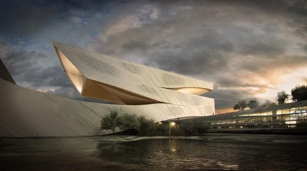 World Of Architecture Modern Architecture Dalian Public Library