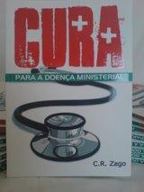 Meu livro -  Cura para a Doença Ministerial