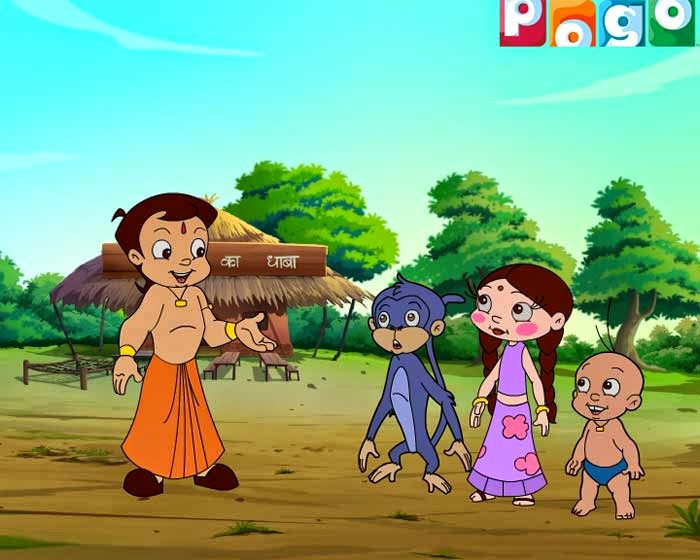 Chota Bheem new cartoon