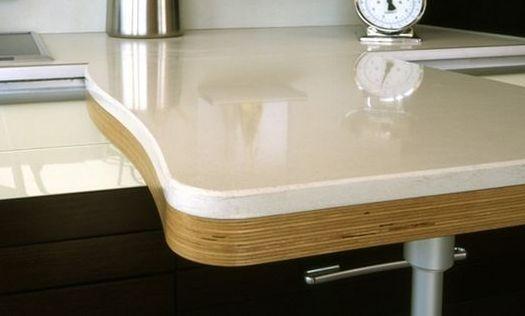 Arredo in cucina piano di lavoro in marmo for Piano okite