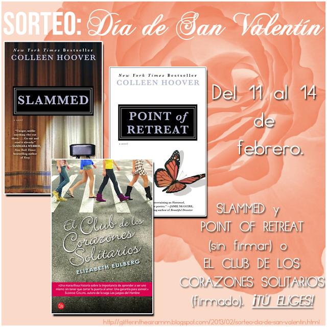 Sorteo: Día de San Valentín
