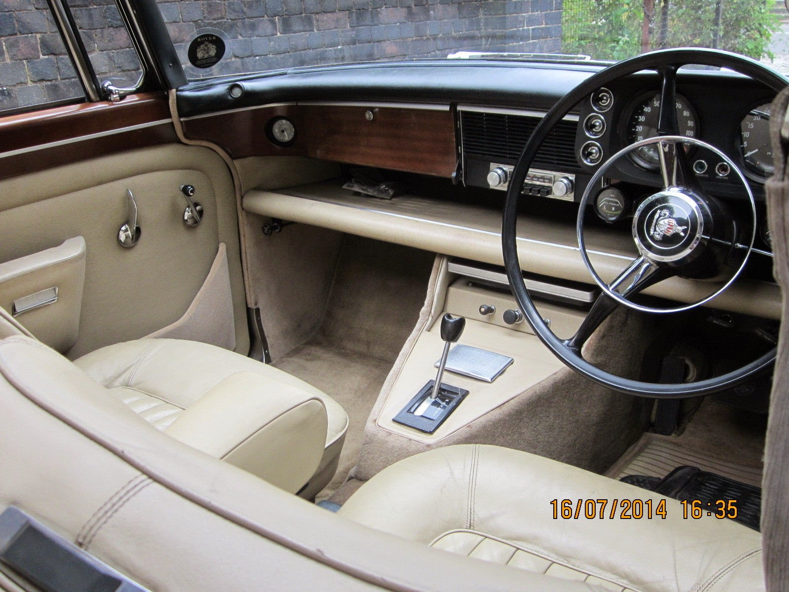 1970 rover p5b full restoration auto restorationice. Black Bedroom Furniture Sets. Home Design Ideas