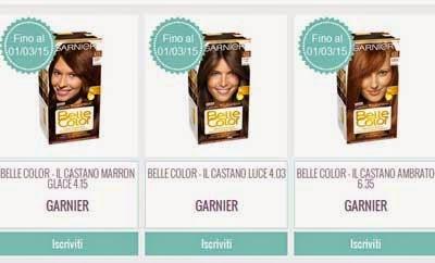 Garnier Belle Color castano