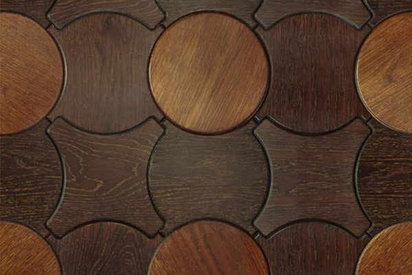 Patterns For Wooden Floors: Enigma Collection By Jamie Beckwith
