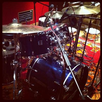 daverowntree, blur drummer, blur drums, blur instagram, blur picture