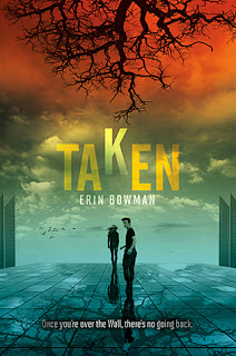Review of Taken by Erin Bowman published by Harper Teen.