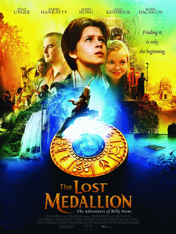 Ver The Lost Medallion: The Adventures Of Billy Stone Online