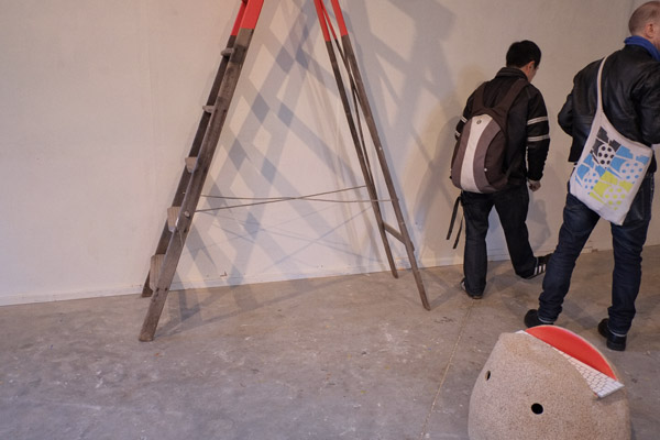 Installation Pieces, Mils Gallery