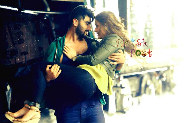 Kareena, Arjun Kapoor 'Ki and Ka' romance train blowing hot chemistry in first look still
