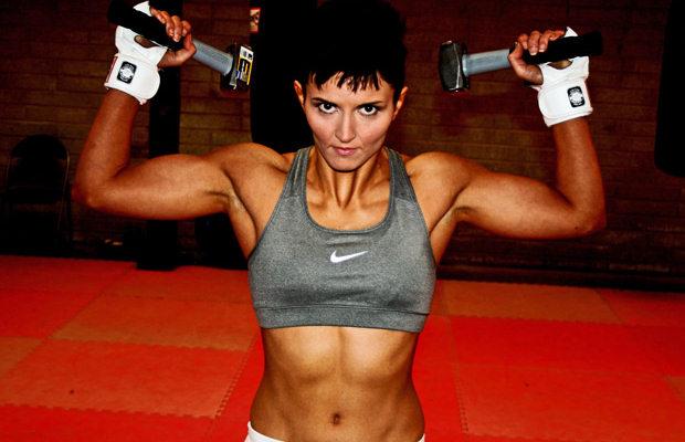 Catherine Costigan MMA Limerick Ireland Invicta BAMMA