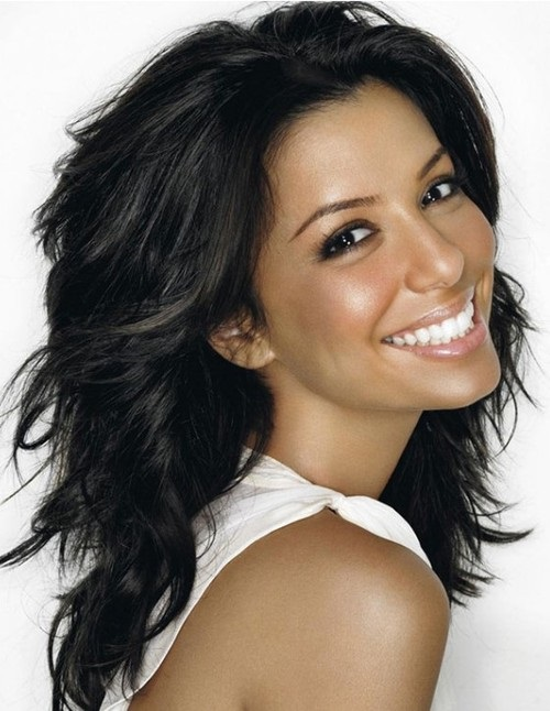Long Layered Hairstyles for African American Hair