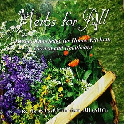 Herbs For All on Amazon