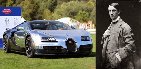 Special 2014 Bugatti Etorre Legends Edition