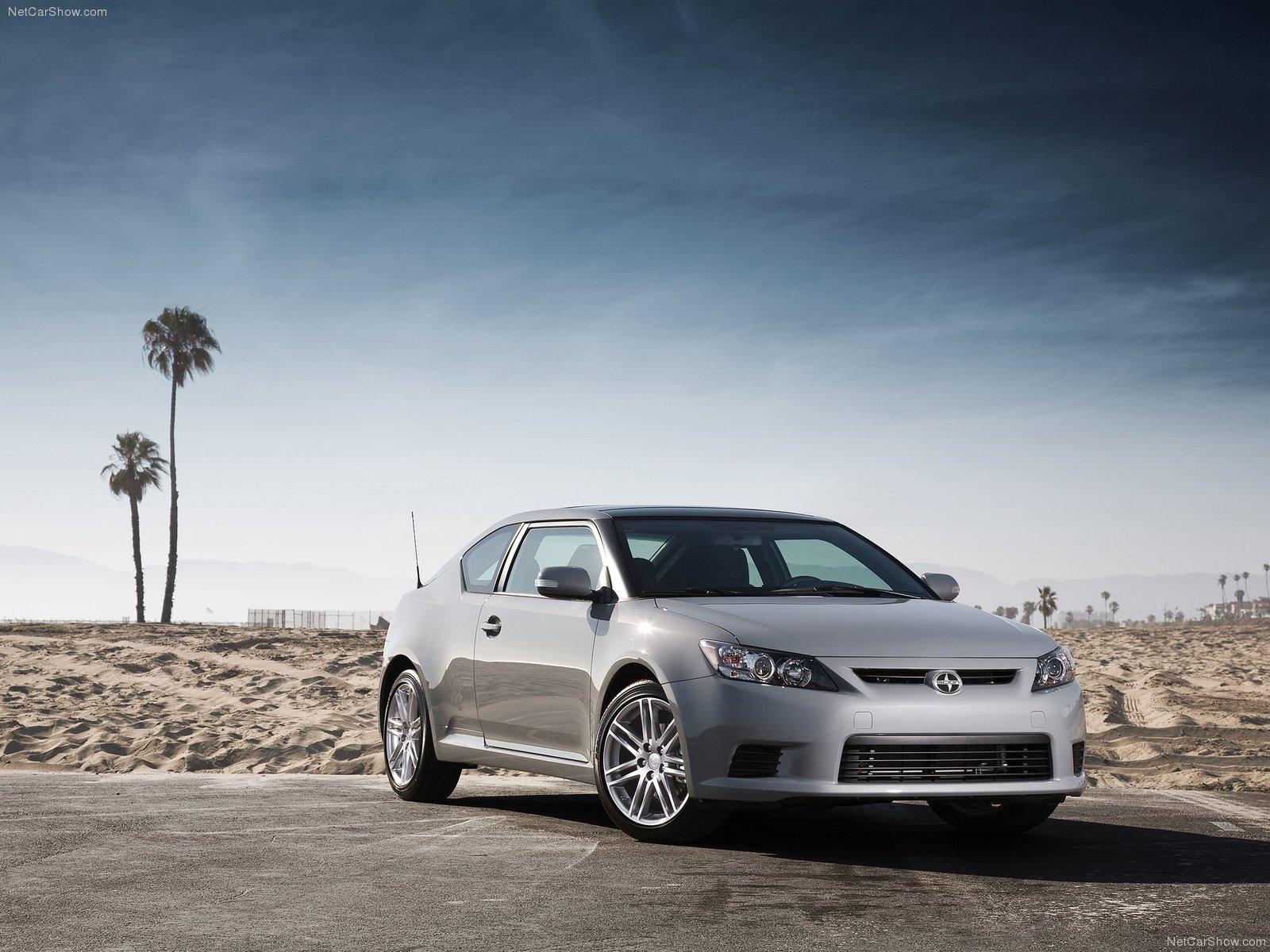 Hình ảnh xe ô tô Scion tC 2011 & nội ngoại thất