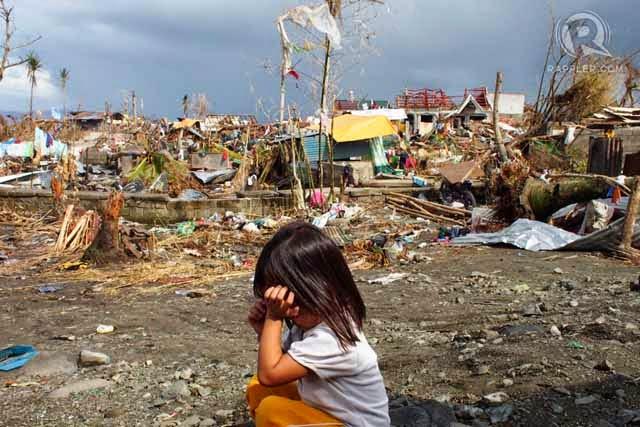 a Year After Typhoon Yolanda