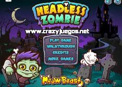 Jugar Headless Zombie