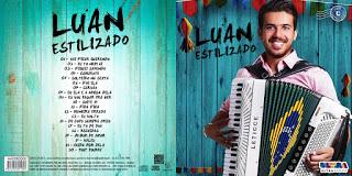 CD Luan Estilizado – Junho 2015
