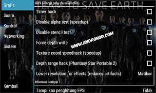 Settingan PPSSPP Pes2015/16 di Android Work Tanpa Lag