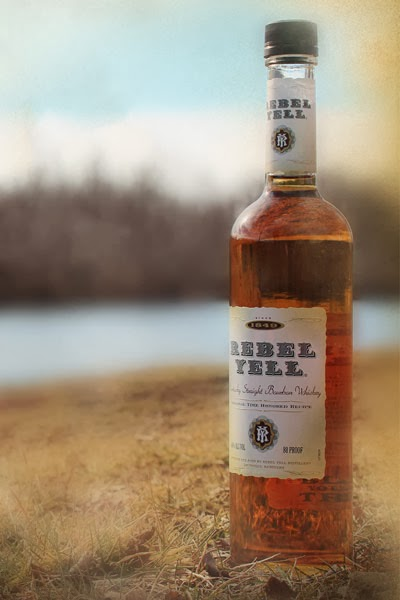 Rebel Yell Bourbon Whiskey